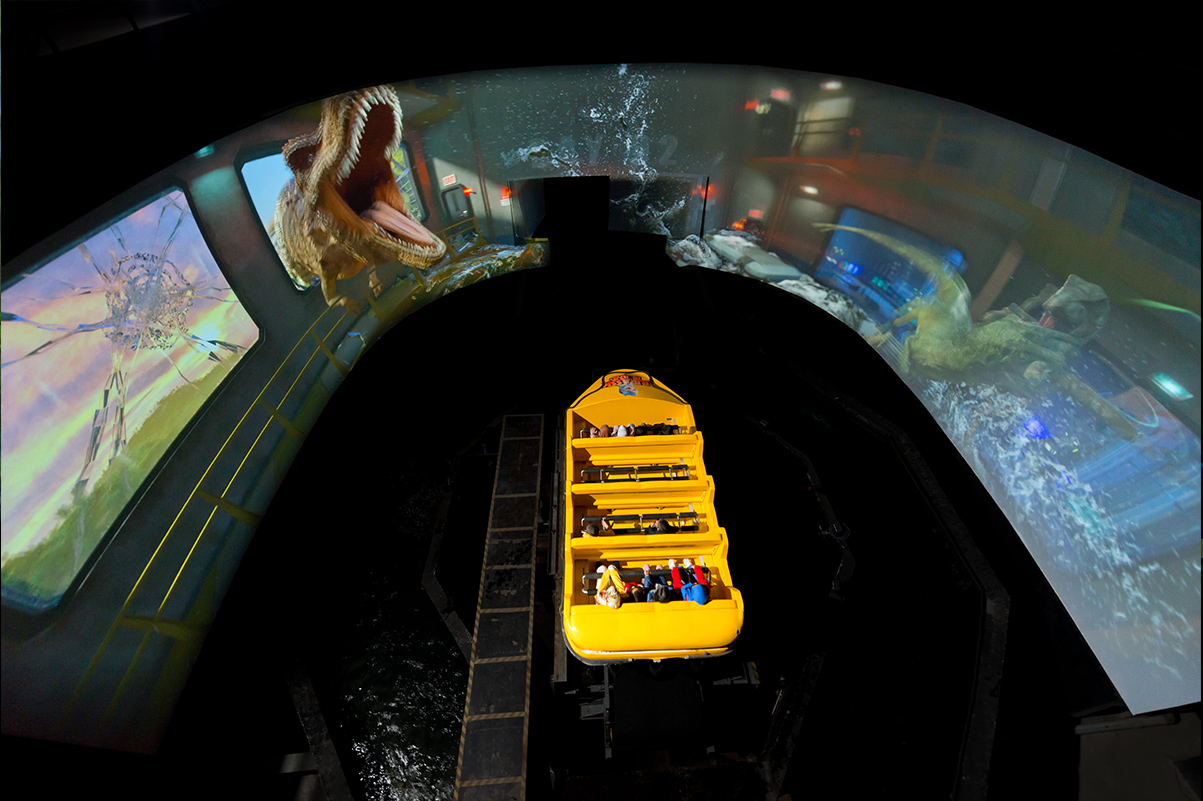 Full Immersive Tunnel Superflume