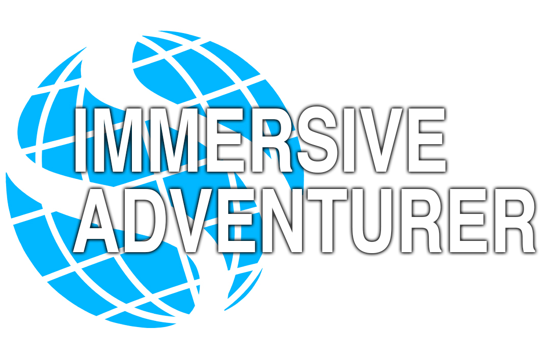 Immersive Adventurer Logo