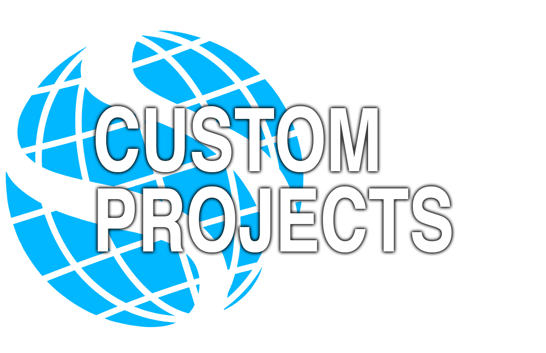 Custom Projects Logo