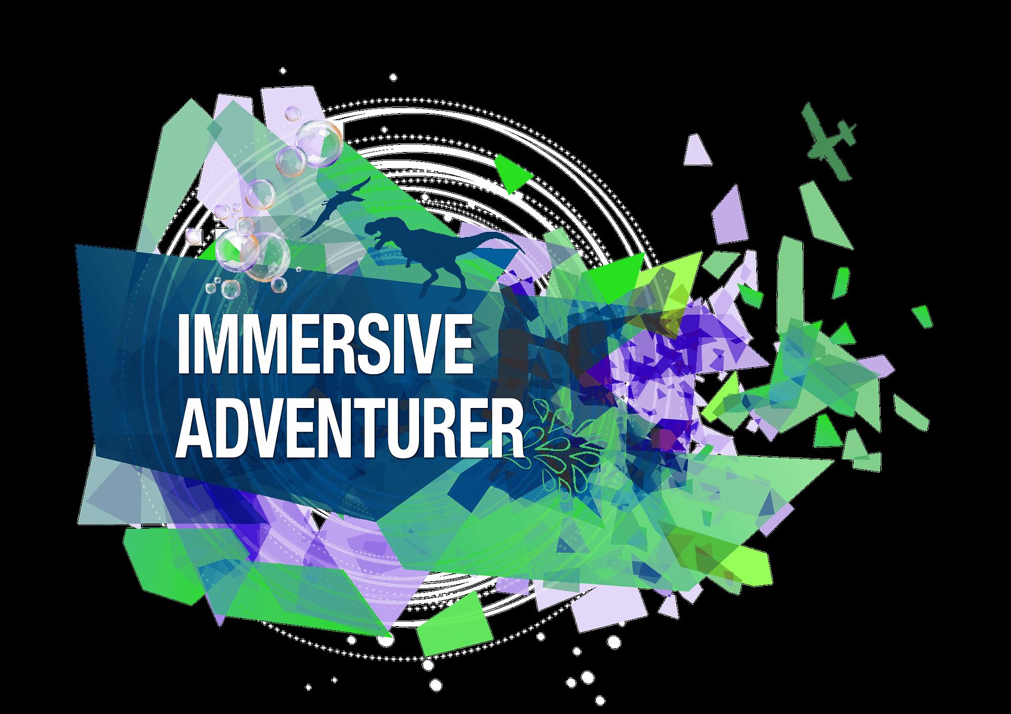 Immersive Adventurer Logo