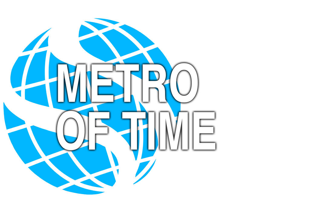 Metro of Time Logo